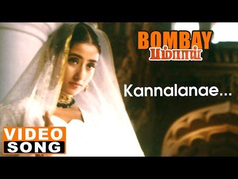 Kannalanae Full Audio Song | Bombay Tamil Movie Songs | Arvind Swamy | Manirathnam | AR Rahman