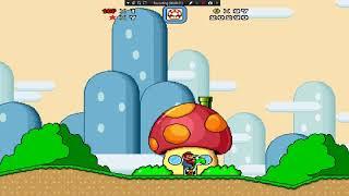 Super Mario Bros.  X (Fan-Game)