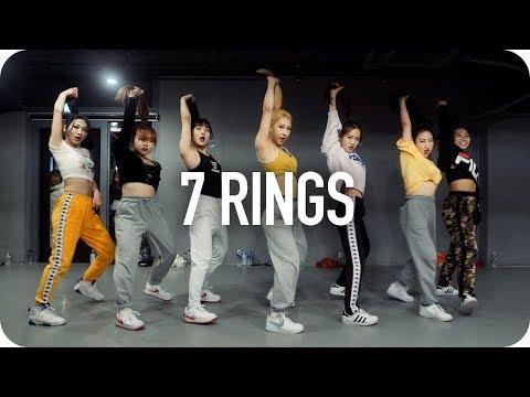 7 rings - Ariana Grande  Mina Myoung Choreography