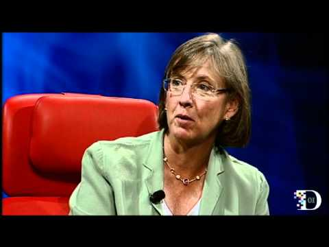 Venture Capitalist Mary Meeker Brings her Internet Trends Report to D10 Conference