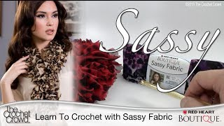 Make A Scarf In An Hour_ Boutique Sassy F ...
