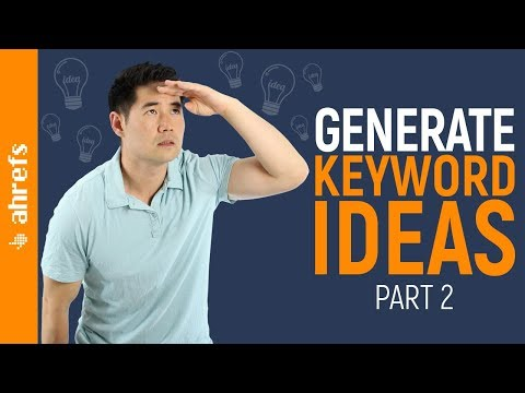 How to Find Thousands of Keyword Ideas for SEO