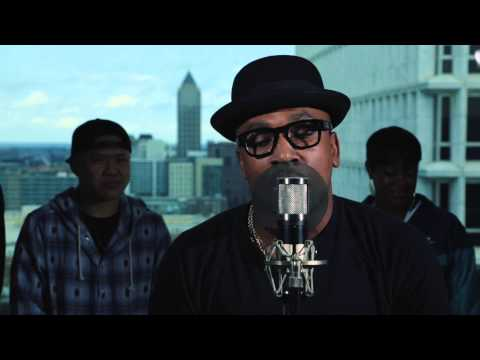 CyHi The Prynce, Rapsody, Caskey, Traphik (Prod. Chase Moore) | TeamBackpack Cypher Live at A3C