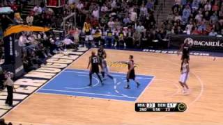 Ty Lawson:Score,Steal And Assists
