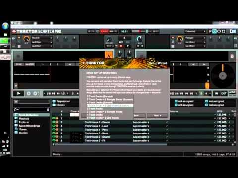 Como Configurar una Mixtrack Pro en TRAKTOR Pro 2 o Scratch Pro 2