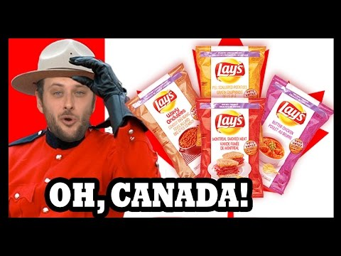 Oh Canada, Lay's Wants To Ruin Your Potato Chips Too! - Food Feeder