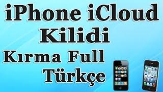 iPhone Kilidini Kırma Açma Kesin Çözüm iCloud Şifresini Kaldırma