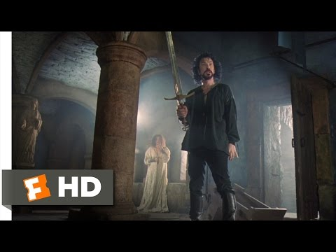 Robin Hood: Prince of Thieves (5/5) Movie CLIP - Rescuing Marian (1991) HD