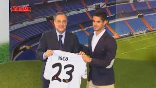 Tin Thể Thao 24h Hôm Nay (7h - 15/9):  Real Madrid Gia Hạn Hợp Đồng Bom Tấn Với Siêu Tiền Vệ ISCO