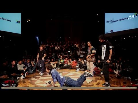 Waydi And Rochka Vs Les Twins - Final - Gs Fusion Concept World Final | Hkeyfilms video