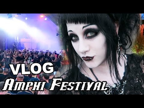 Amphi Festival VLOG! | Black Friday