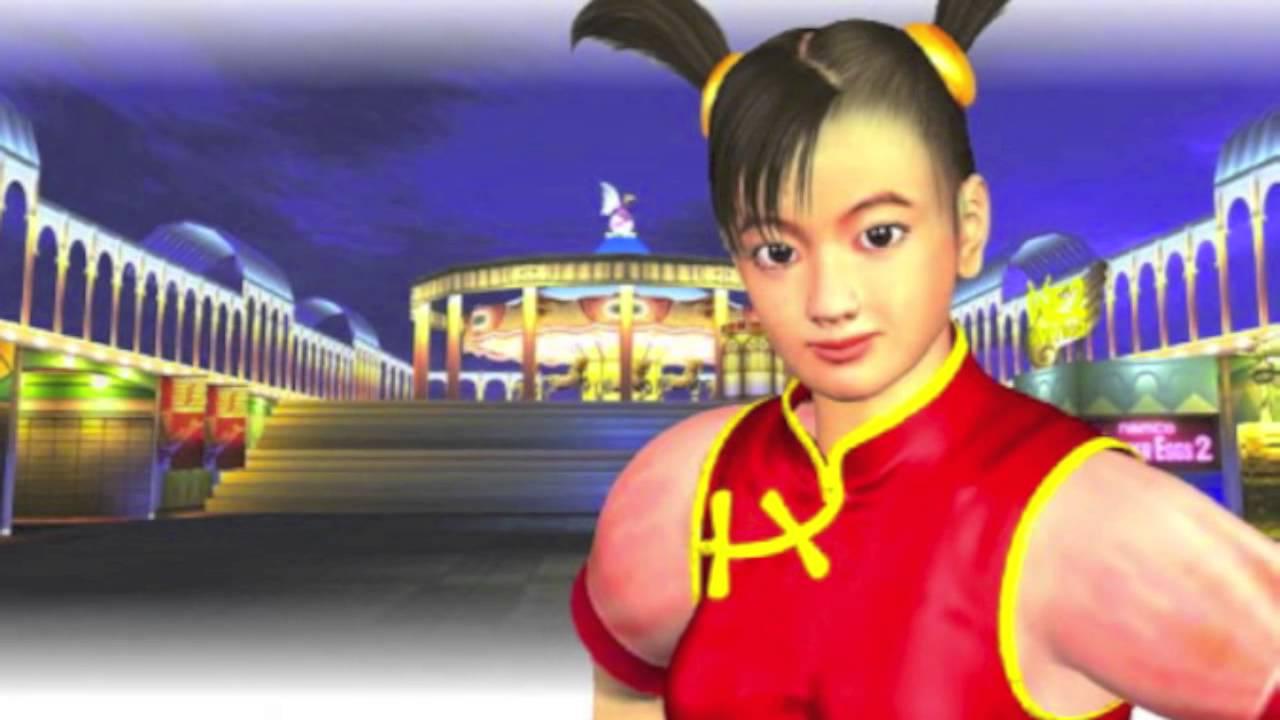 Tekken Ling Xiaoyu Theme Tekken 3 Ling Xiaoyu Psx