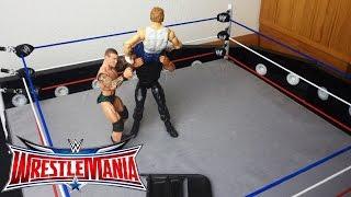 Roman Reigns vs. Dean Ambrose vs. Randy Orton - Triple Threat Match: WWE WrestleMania 32