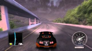 Test Drive Unlimited 2 Bugatti Veyron Super Sport 470 KM/H