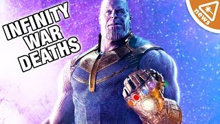 Could the Infinity War Deaths Actually Be Real? (Nerdist News w/ Amy Vorpahl)