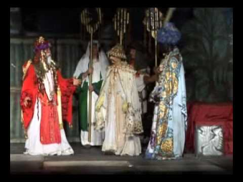 Pesebre Viviente, Capilla San Isidro - PARTE 2