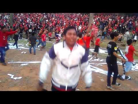 Chant persaudaraan pasoepati(solo) dan vulcano(cilegon)