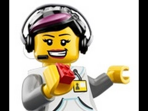 Update on calling Lego customer service