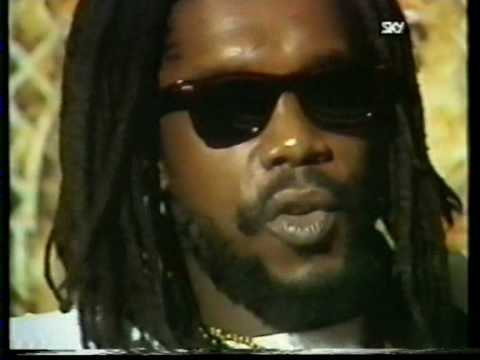 Peter Tosh - Sky Channel 87 (tribute video)