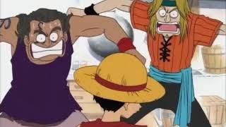 One Piece Luffy Entrance