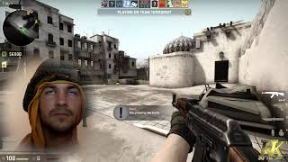 CS GO competitive win great match