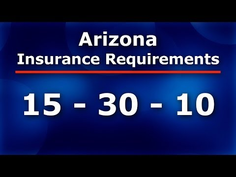 Car Insurance AZ - State Minimum Car Insurance