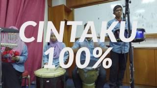 Download Lagu Cintaku 100% | Recital 9.0 | IIUM Andeka Caklempong Gratis STAFABAND