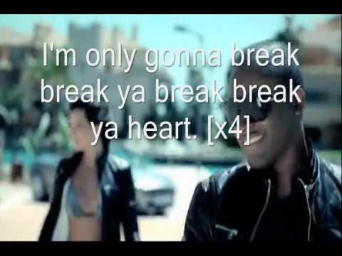 Taio cruz con ludacris - break your heart