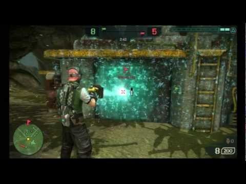 [Bow2!] VS [UNIT] Starhawk Arena Glade CTF Clan Battle