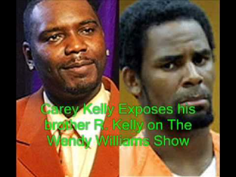 Carey Kelly Exposes His Brother R. Kelly - Part 2 video