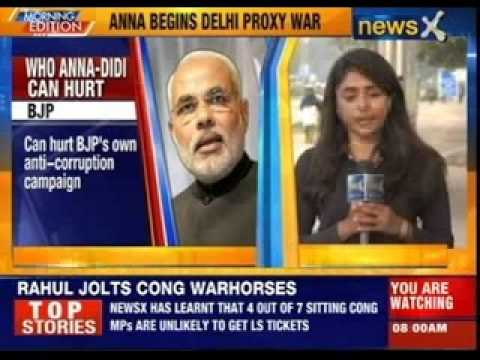 Anna can split AAP vote bank of those discontented with major parties