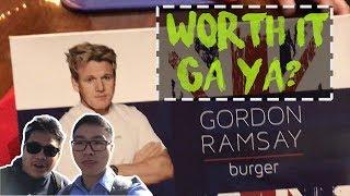 WAH GILA RESTORAN GORDON RAMSAY DI LAS VEGAS, ENAK GA YA??? (Lost in Vegas Part 1)