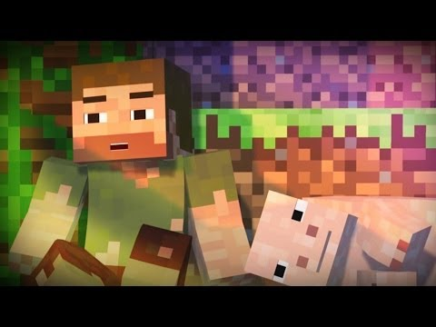 ♪ apex - A Minecraft Original Music Video! - Minecraft Animation (song By Minecraft Universe) video