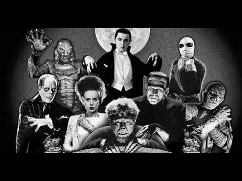 Universal movie monsters discussion
