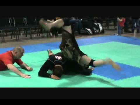 Kris Iatskevich ISWA Catch Wrestling Highlight
