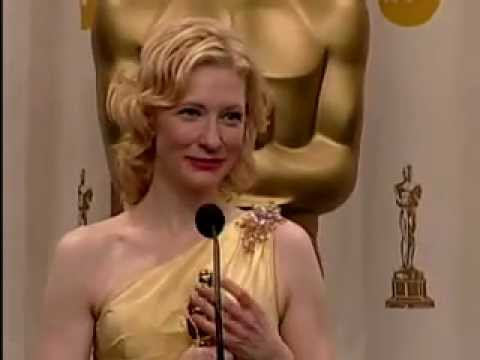 Cate Blanchett - Academy Awards 2005 Video