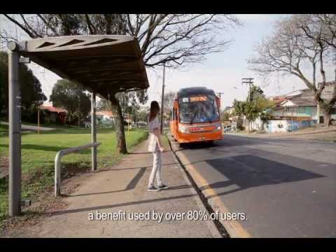 Video RIT - Rede Integrada de Transporte - URBS 2011