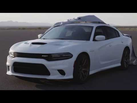 Nuevo Dodge Charger SRT Hellcat 2015