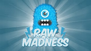 Raw Madness Episode #004 | Guest Mix by Ravage | Raw Hardstyle 2016 | Goosebumpers