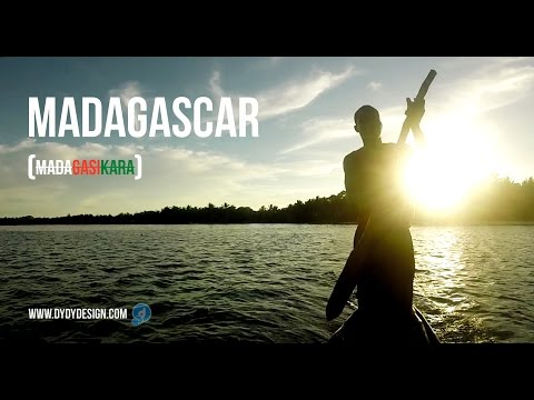 Madagascar roadtrip avec une Gopro