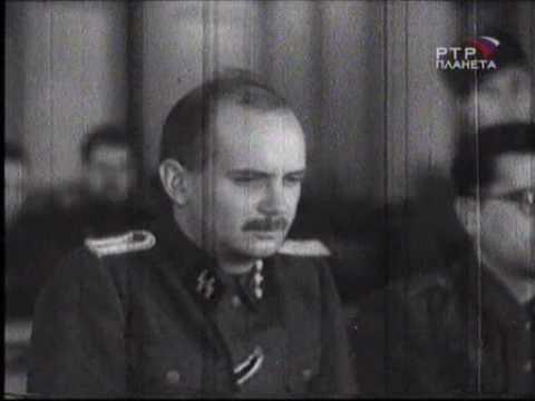 Харьков. Первый суд над фашистами.