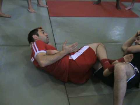 Reilly Bodycomb: The Finer Details of Heel Hooks and other Leg Locks Image 1