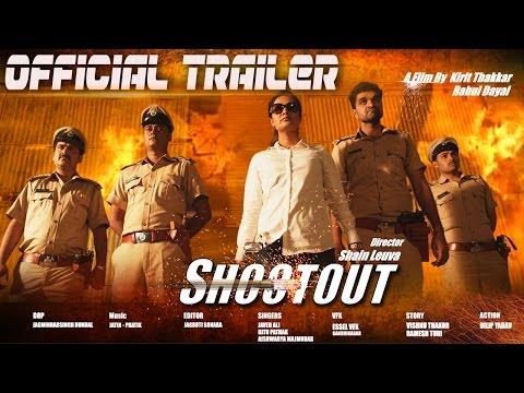 SHOOTOUT - Official Trailer | Upcoming Gujarati Movie 2016 | Pranjal Bhatt, Deep Dholakiya | 1080p thumbnail