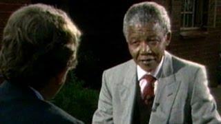 'This Week' Sunday Spotlight: Koppel and Nelson Mandela Interview