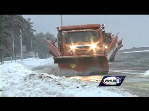 More than 125 crashes reported on highways due to winter storm