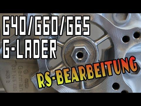 G40 und G60 G-Lader RS-Bearbeitung | www.Theibach-Performance.de