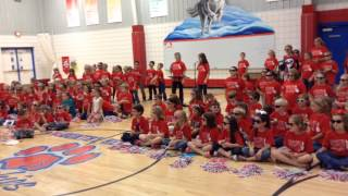Country Heights Elementary PTO Performance 9/17/15