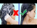 How To Wash Your Hair Correctly and Stop Hair Fall thumbnail