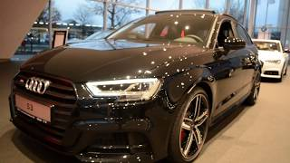 2019 New Audi S3 Exterior and Interior