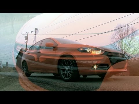 2013 Dodge Dart Rallye Review   0-60 Road Test   MPGomatic